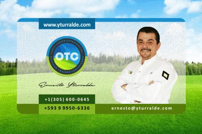 Ernesto Yturralde, CEO, Ernesto Yturralde Worldwide Inc.  | Business Card
